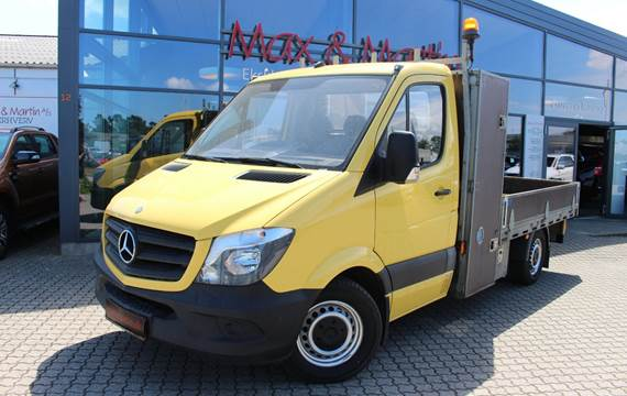 Mercedes Sprinter 316 CDi R2 Chassis 2,2