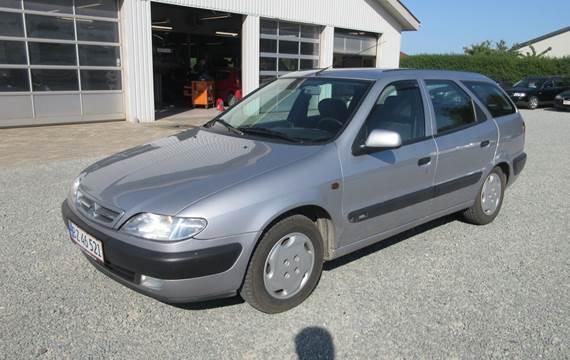 Citroën Xsara Exclusive Weekend aut.