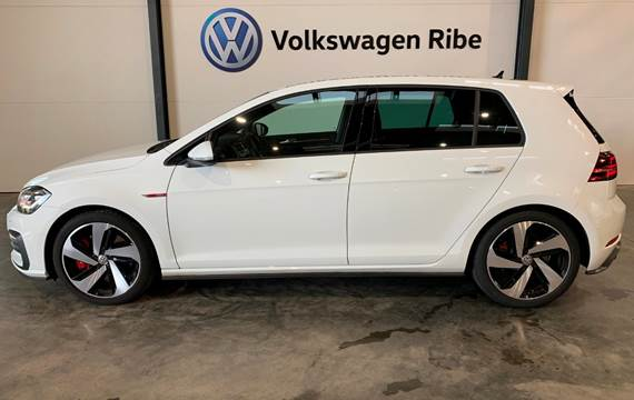 VW Golf VII GTi Performance DSG 2,0