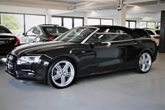 Audi A5 TDi 245 Cabriolet quattro S-tr 3,0