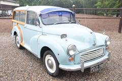 Morris Minor Super Traveller