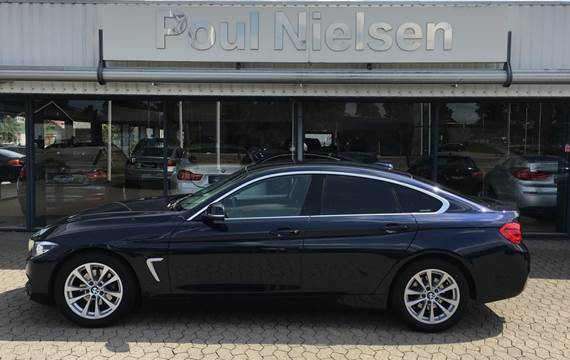BMW 420d Gran Coupé Executive aut. 2,0