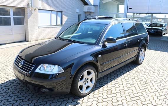 VW Passat TDi 100 Variant 1,9