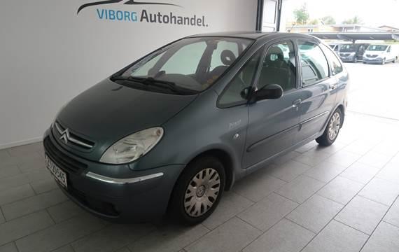 Citroën Xsara Picasso 16V 110 Exclusive