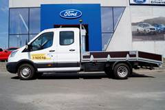 Ford Transit 350 L4 Chassis TDCi 170 Db.Cab Trend RWD 2,0