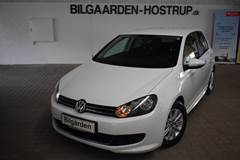 VW Golf VI TDi 105 BlueMotion Van 1,6