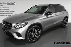 Mercedes GLC300 aut. 4-M 2,0
