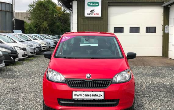 Skoda Citigo 60 Active 1,0