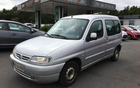 Citroën Berlingo 16V Family 6prs
