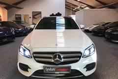 Mercedes E220 BlueTEC AMG Line stc. aut. 2,0