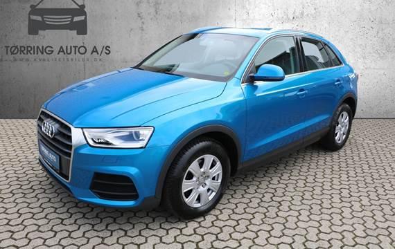 Audi Q3 TDi 150 Ultra 2,0