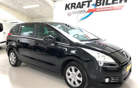 Peugeot 5008 HDi 112 Premium Van 1,6