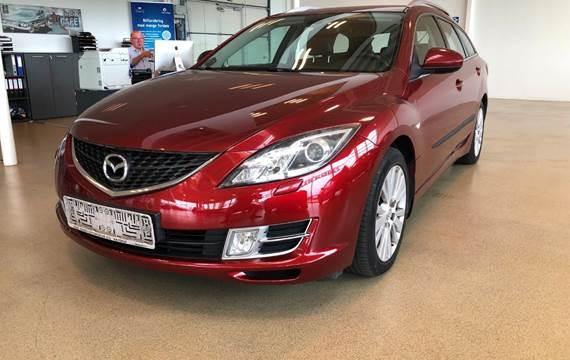 Mazda 6 Advance stc. 2,0
