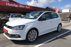 VW Polo TSi 150 BlueGT 1,4