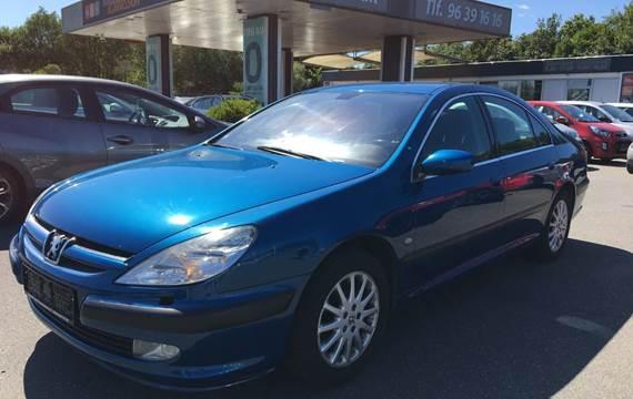 Peugeot 607 Ibene 2,2