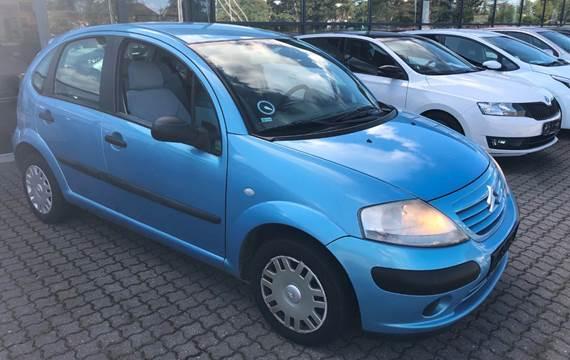 Citroën C3 Family 1,4