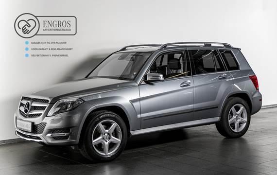 Mercedes GLK350 CDi aut. 4-M BE Van 3,0