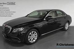 Mercedes E220 d Exclusive aut. 2,0