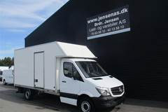 Mercedes Sprinter 319 CDI Chassis Lang 3,0