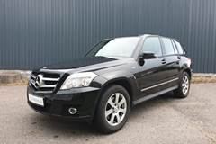 Mercedes GLK250 CDi aut. 4-M BE 2,2