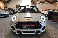 Mini Cooper S JC Works Cabriolet 2,0