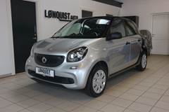 Smart ForFour Pure 1,0