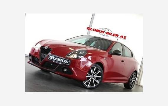 Alfa Romeo Giulietta TBi Veloce TCT