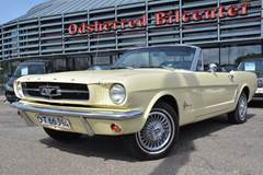 Ford Mustang Cabriolet 3,3