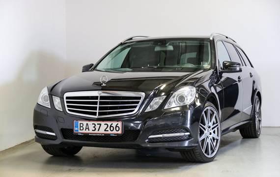 Mercedes E250 CDi Avantgarde stc. aut. 2,2