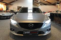 Mazda 6 Sky-D 150 Vision stc. aut. 2,2