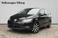 VW Sharan TDi 184 Highline DSG 2,0
