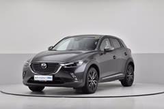 Mazda CX-3 Sky-G 120 Optimum aut. 2,0