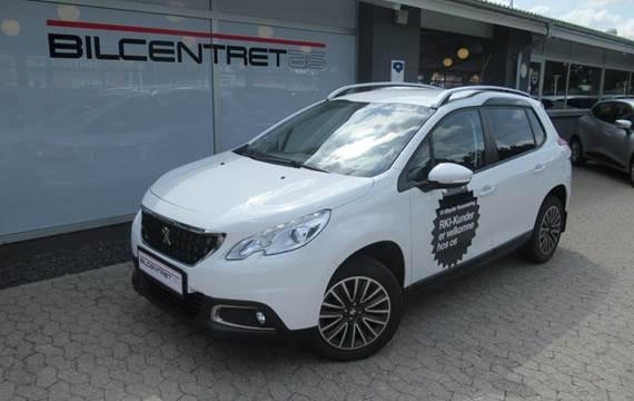 Peugeot 2008 VTi 82 Winter Edition 1,2