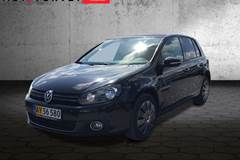 VW Golf VI TDi 140 Highline DSG Van 2,0