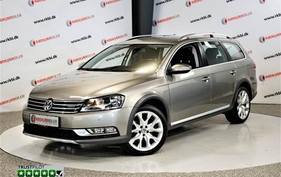 VW Passat Alltrack TDi 140 4M BMT 2,0