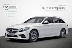 Mercedes C300 AMG Line stc. aut. 2,0