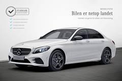 Mercedes C300 aut. 2,0
