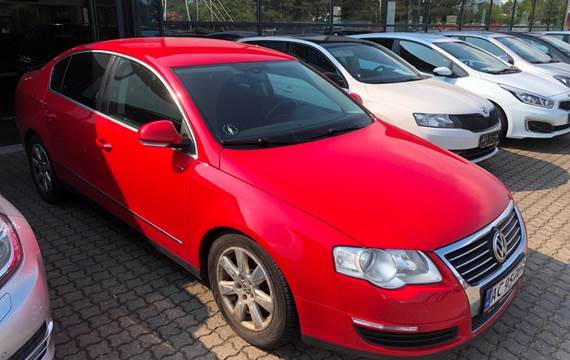 VW Passat TDi 170 Comfortline 2,0