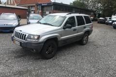 Jeep Grand Cherokee CRD Laredo aut. Van 2,7