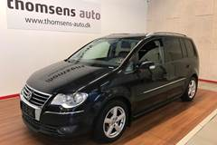 VW Touran TDi 170 Highline DSG 7prs 2,0