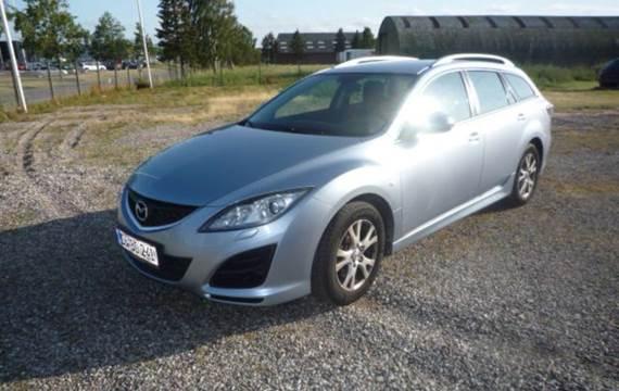 Mazda 6 DE 129 Premium stc. 2,2