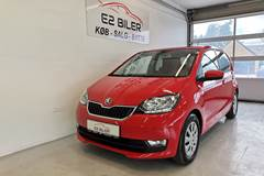 Skoda Citigo MPi 60 ICE 1,0
