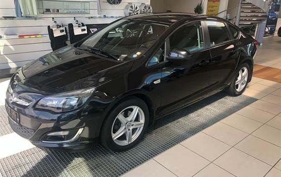 Opel Astra CDTI Enjoy Start/Stop  6g 1,7
