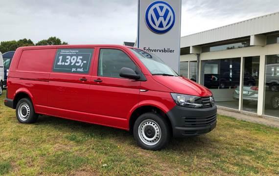 VW Transporter TDi 114 Kassevogn kort BMT 2,0