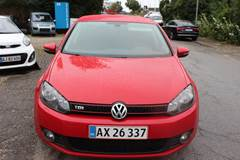 VW Golf VI TDi 140 Highline 2,0