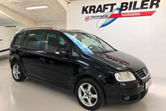 VW Touran TDi 140 Highline 7prs 2,0