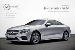 Mercedes E300 AMG Line Coupé aut. 2,0