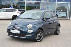 Fiat 500 Beauty Blue  3d 0,9