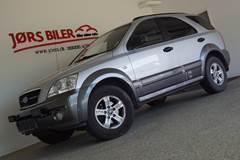 Kia Sorento CRDi Silver E Van 2,5