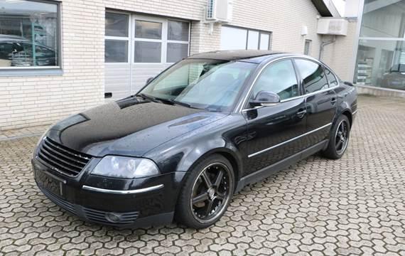 VW Passat TDi 100 DK 1,9